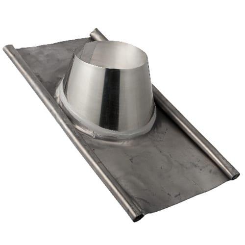ISOduct dakdoorvoer loodslab 15-40 graden