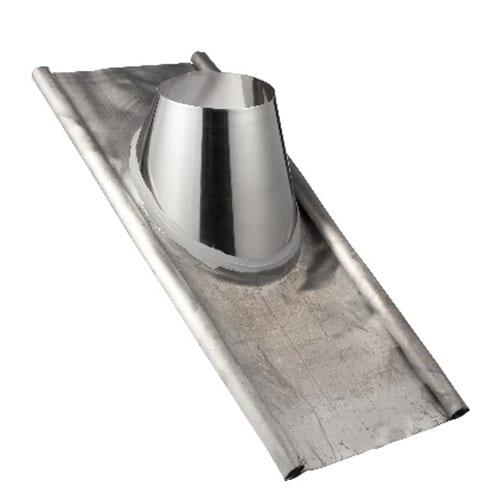 ISOduct dakdoorvoer loodslab 40-60 graden