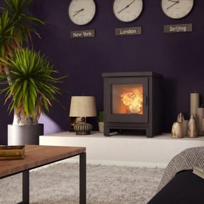 De producten van Nordic Fire bestel je bij BakkerKachels.nl