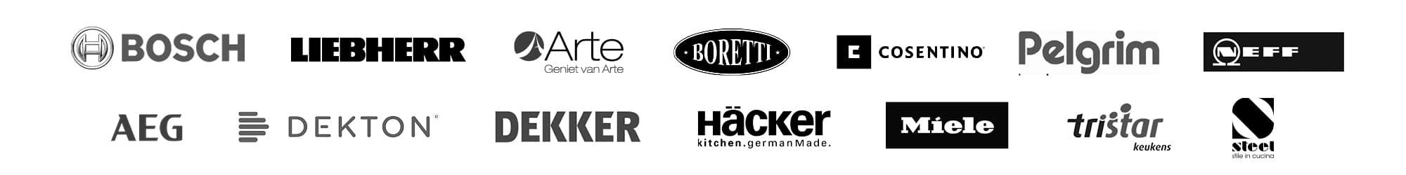 De toonaangevende merken van Beerens Roggel