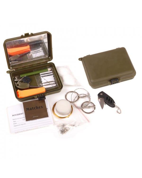 Combat Survival Kit Waterproof