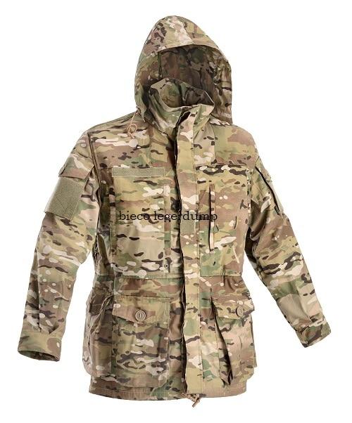 Guerilla Jacket With Ir Treatment Bieco Army Legerdump