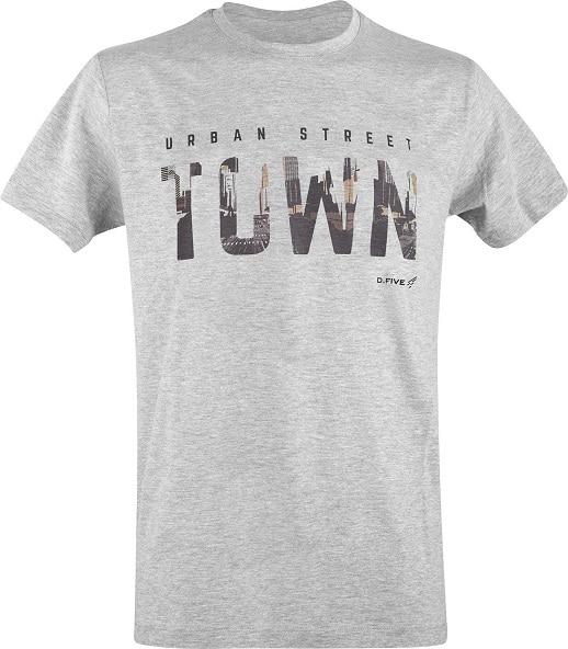 Biologisch Katoenen T Shirt 8220 Town 8221