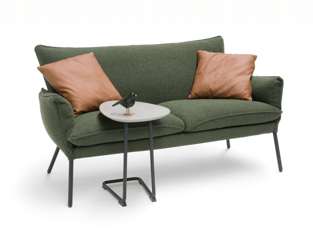 2-Sitzer Sofa Stoff Green Gaucho Breesnewworld