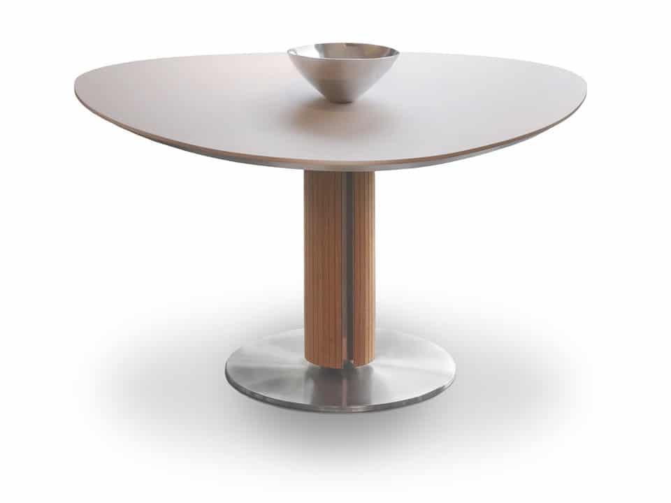 Steely 8211 Eivormige Eettafel