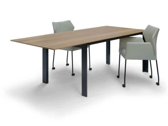 Extendable dining table Breesnewworld Presto dining table