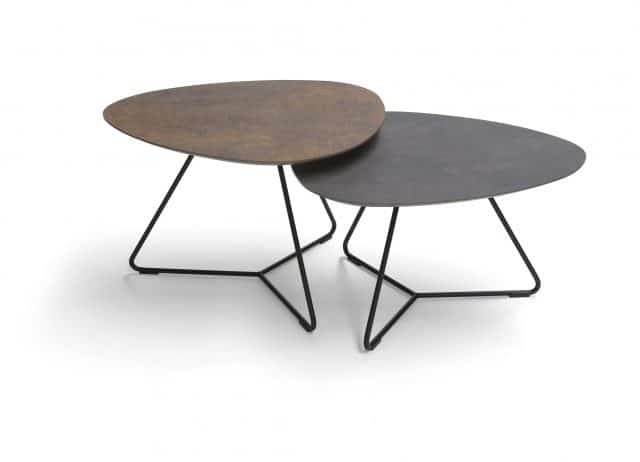 Twinny Top Coffee Tables Hpl Bronze And Agate Gray Scaled