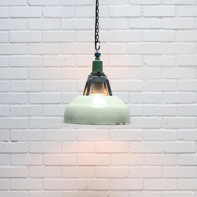 1538656714 24 Hanglamp Mint Groen 04