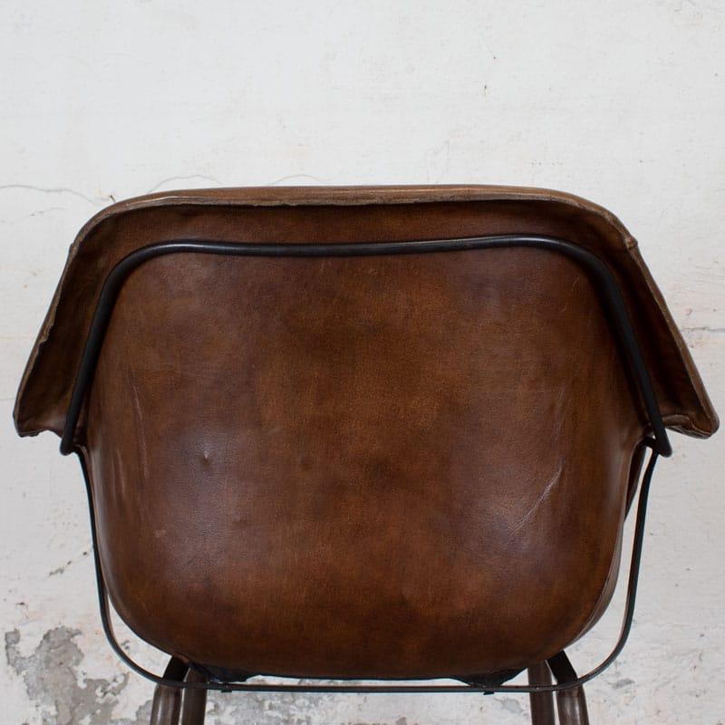 1591445087 80 Buffel Leren Stoel Cognac 06