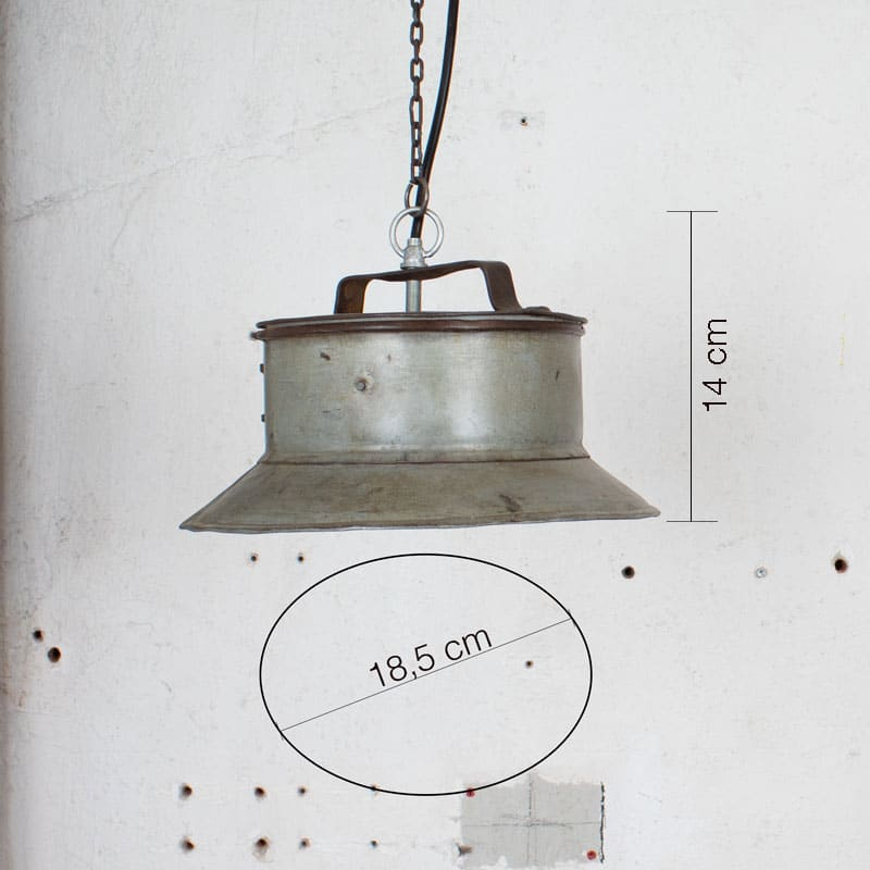 Stoere Melkbus Lamp