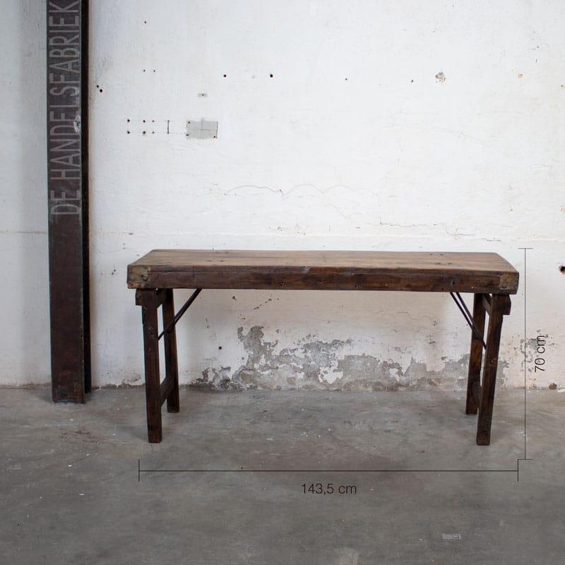 Indiase Markttafel