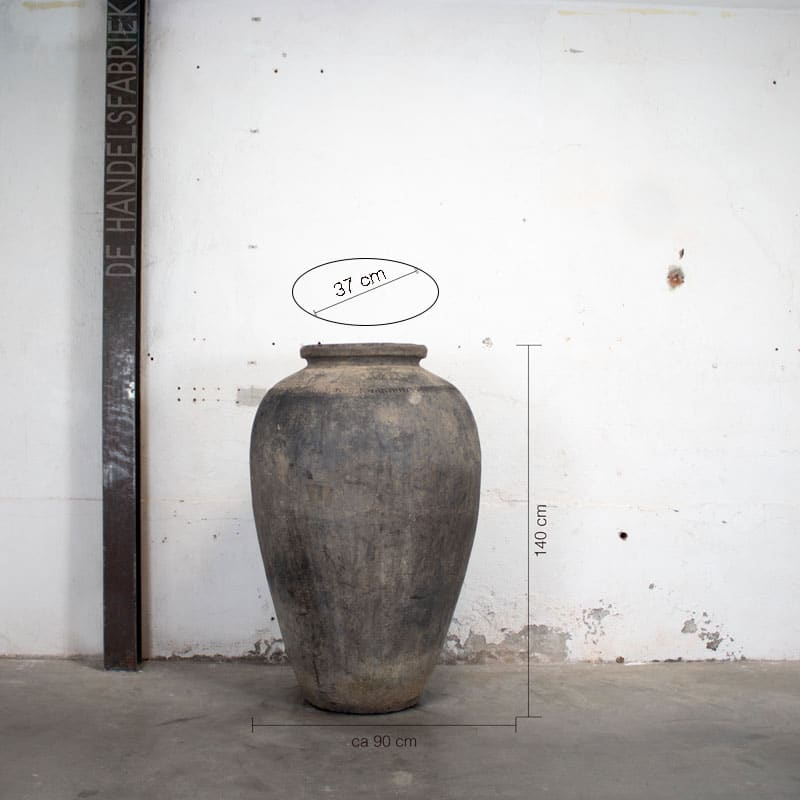 Authentieke Xl Pot