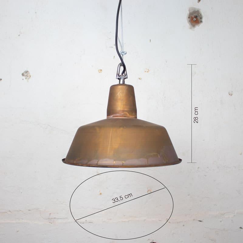Verkoperde Hanglamp