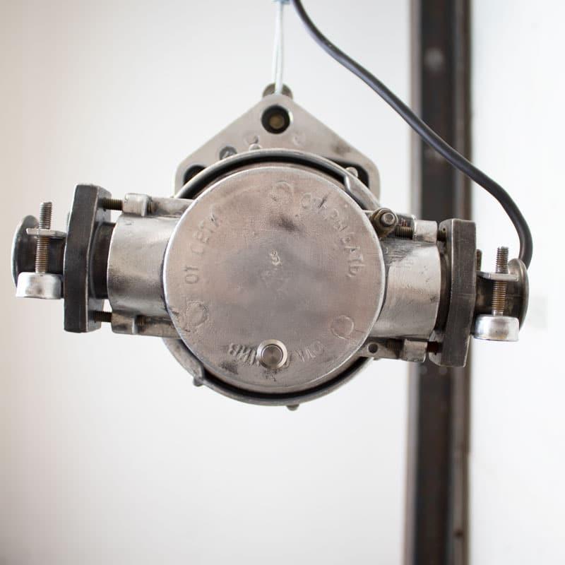 Industriele Tube Lamp Cccp Geborsteld