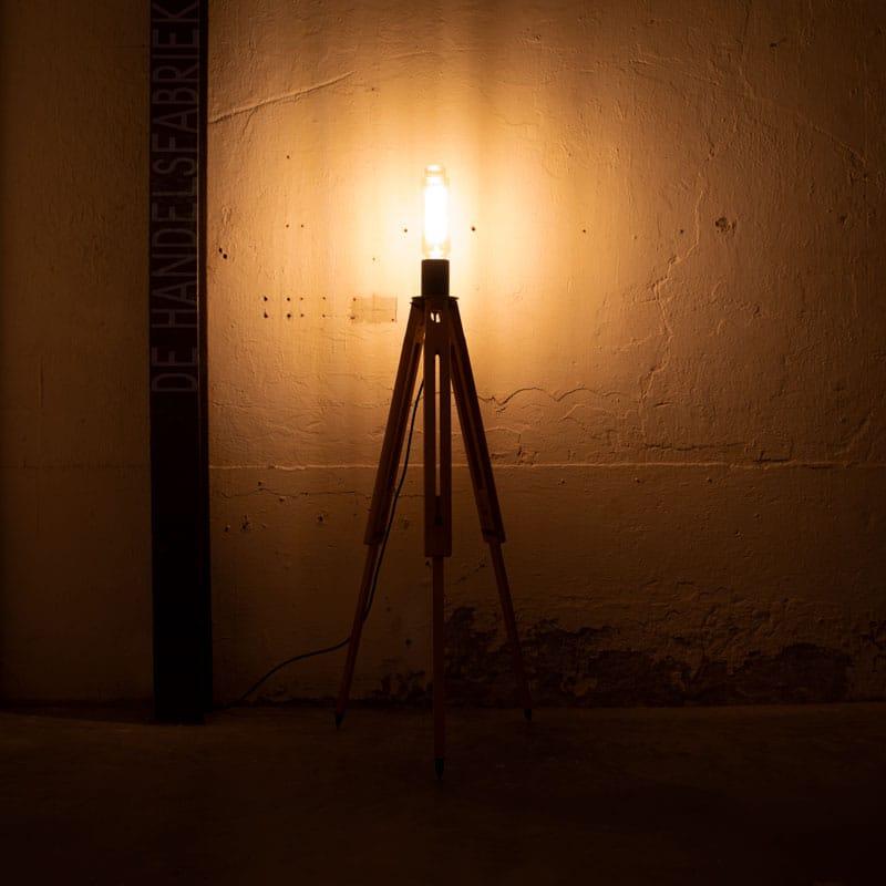 Verstelbare Tripod Lamp