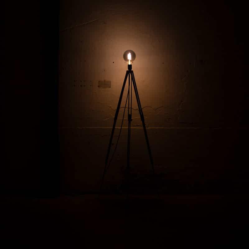 Verstelbare Vloerlamp