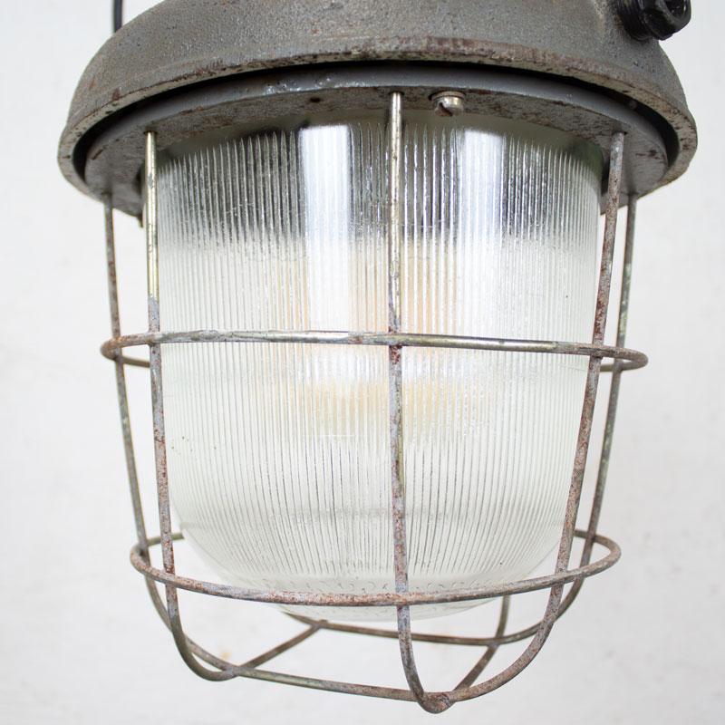 Industrile Kooilamp
