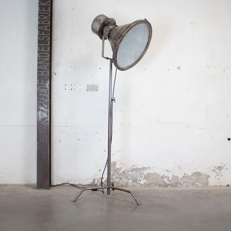 Industrile Staande Lamp