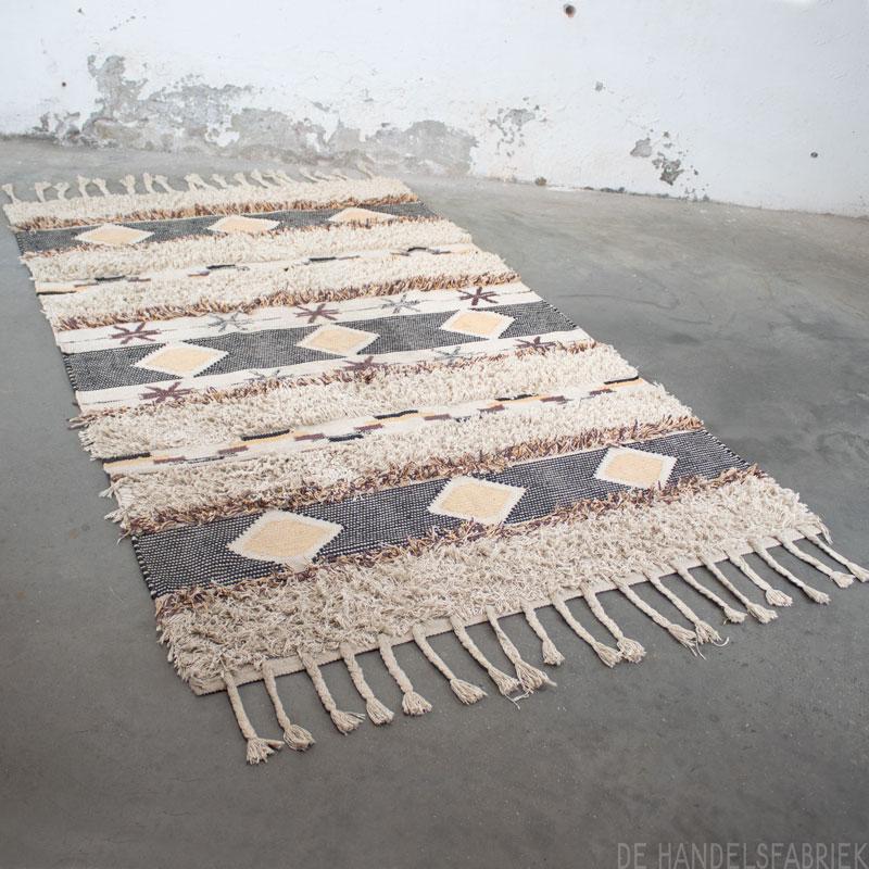 Wollen Vloerkleed