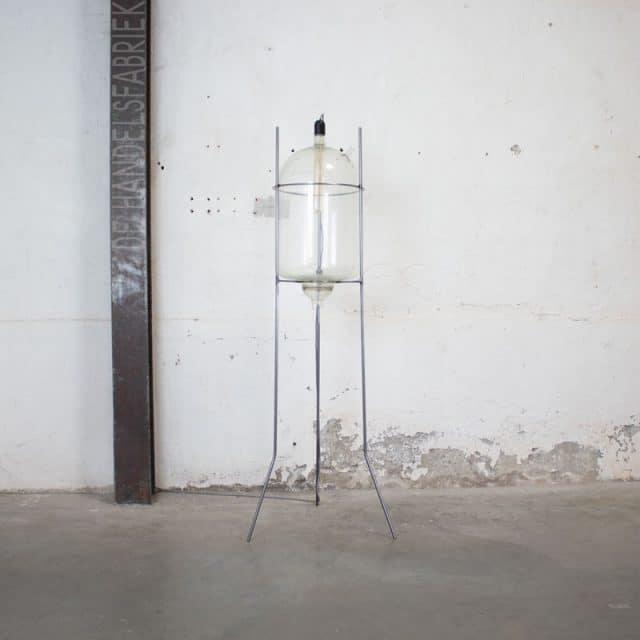 268 Staande Melkglas Lamp 02