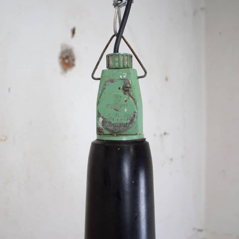 Industrile Hanglamp Mintgroen