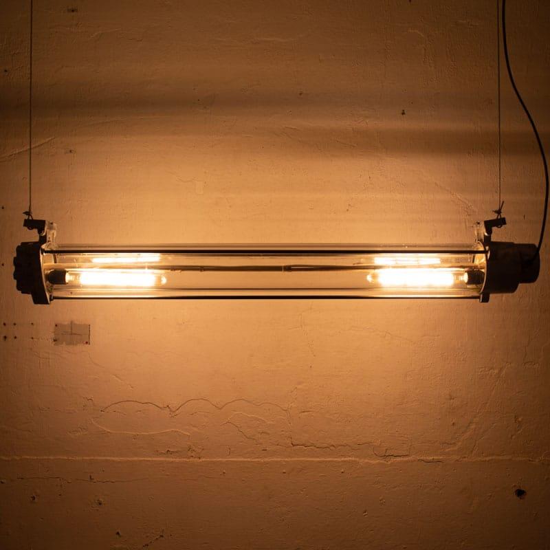 Industrile Tube Lamp Ddr Geborsteld