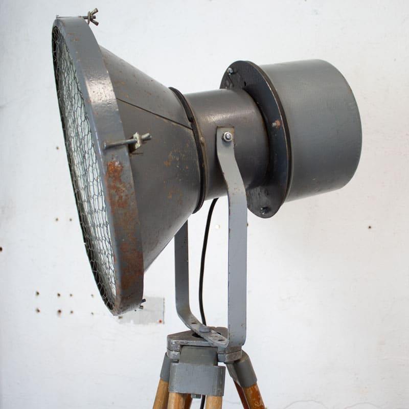 Fabriekslamp Op Statief