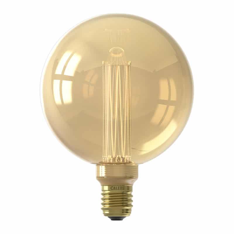 Calex Crown Globe Bulb Led Lamp L E27 8211 120 Lumen
