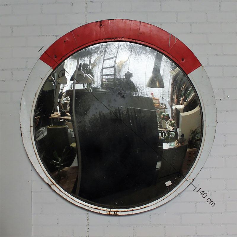 Stoere Wandspiegel Xl