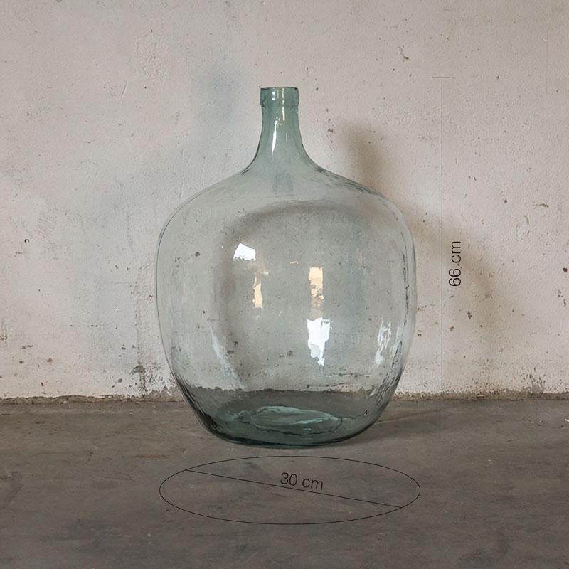 Glazen Pot Doorzichtig