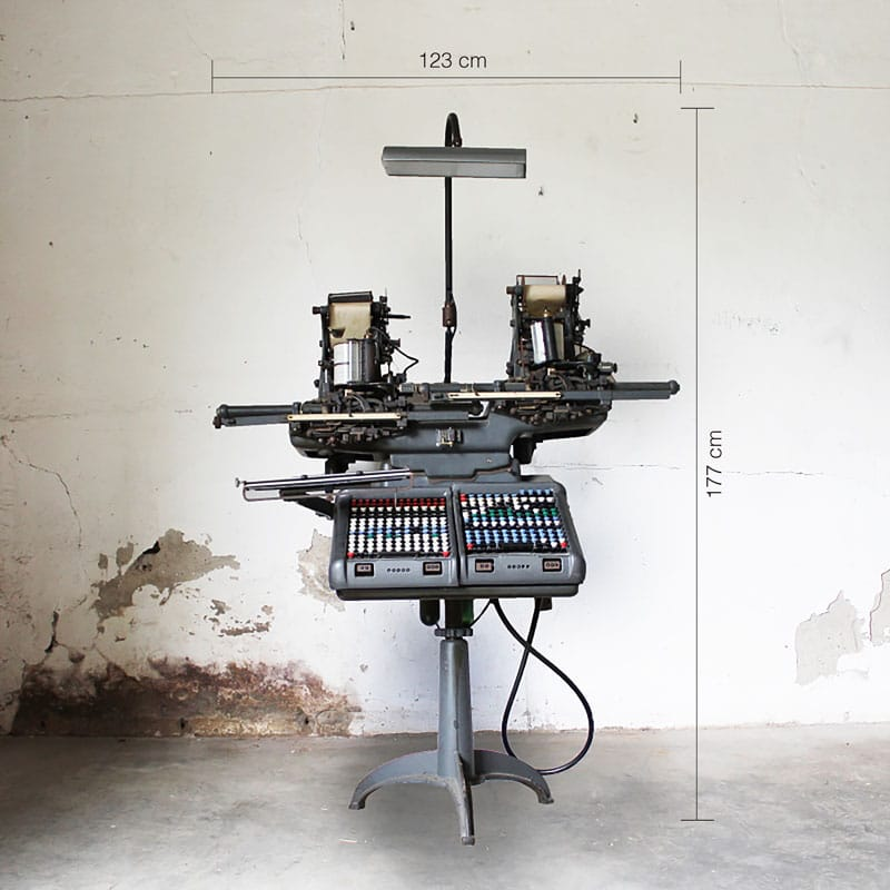Hebreeuws Zetmachine