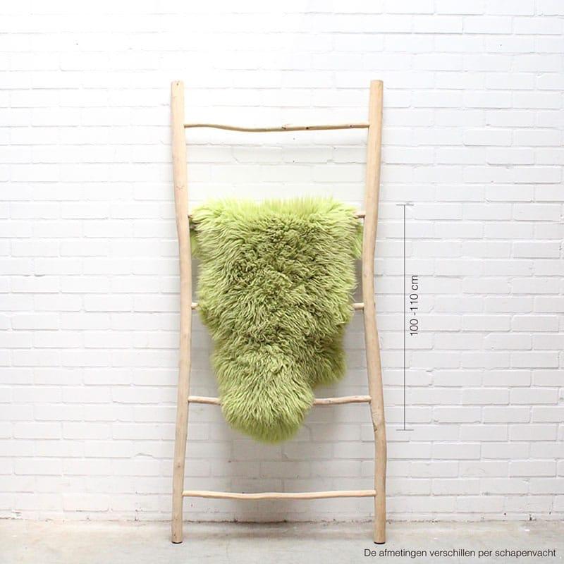 Schapenvacht Groen