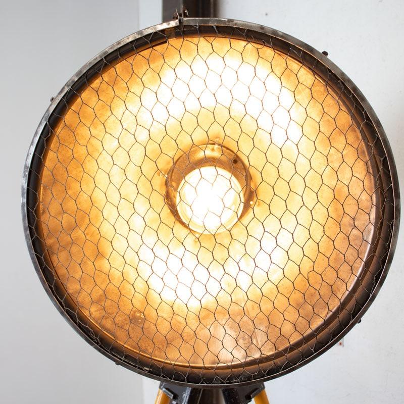 Industrile Vloerlamp