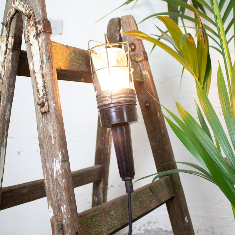 Authentieke Looplamp