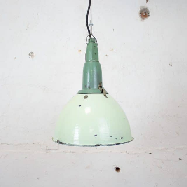 304 Mint Groene Lamp 01