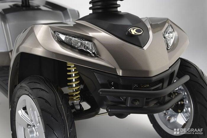 Kymco Maxer New Scootmobiel Nieuw