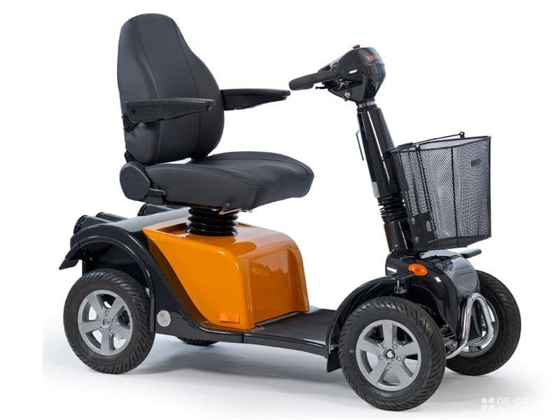 Life Amp Mobility Solo 4 Scootmobiel Nieuw