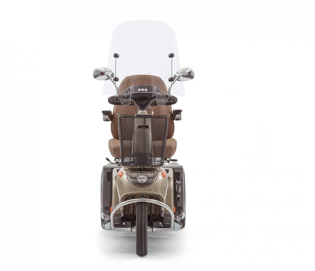 Life Amp Mobility Solo 3 Elegance Scootmobiel Nieuw