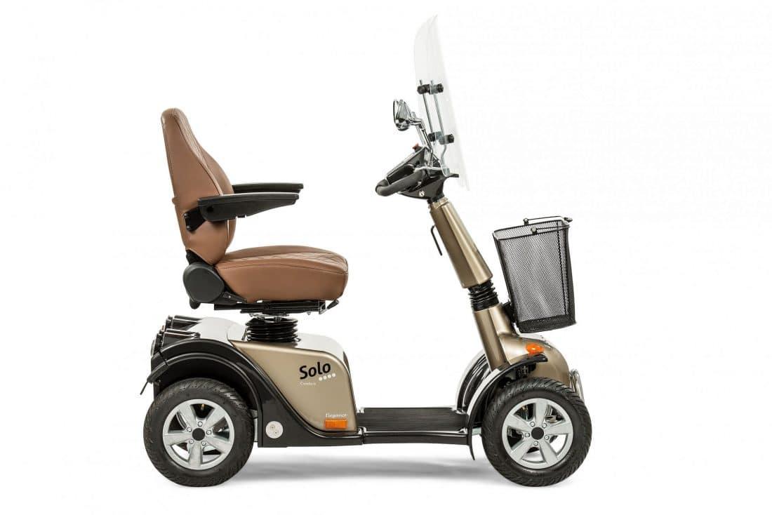 Life Amp Mobility Solo 4 Elegance Scootmobiel Nieuw