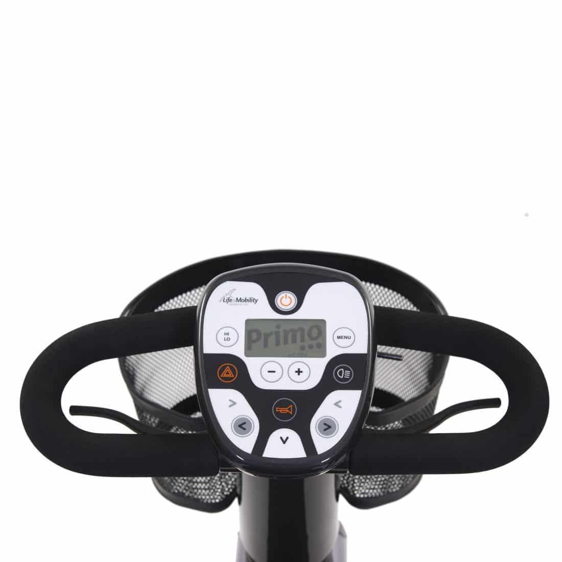 Life Amp Mobility Primo 4 Scootmobiel Nieuw