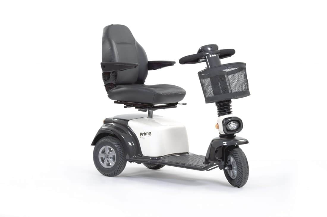 Life Amp Mobility Primo 3 Scootmobiel Nieuw