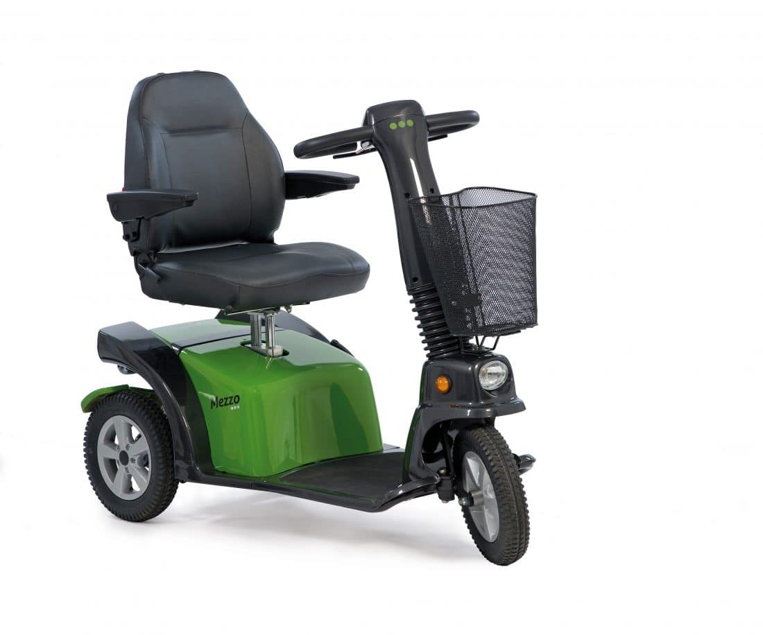 Life Amp Mobility Mezzo 3 Scootmobiel Nieuw