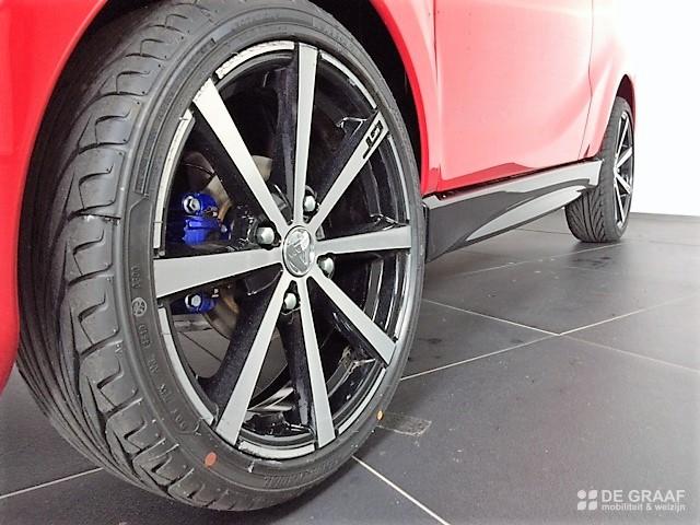 Aixam Coupe Gti Emotion 2021 Brommobiel Nieuw Rood Metallic