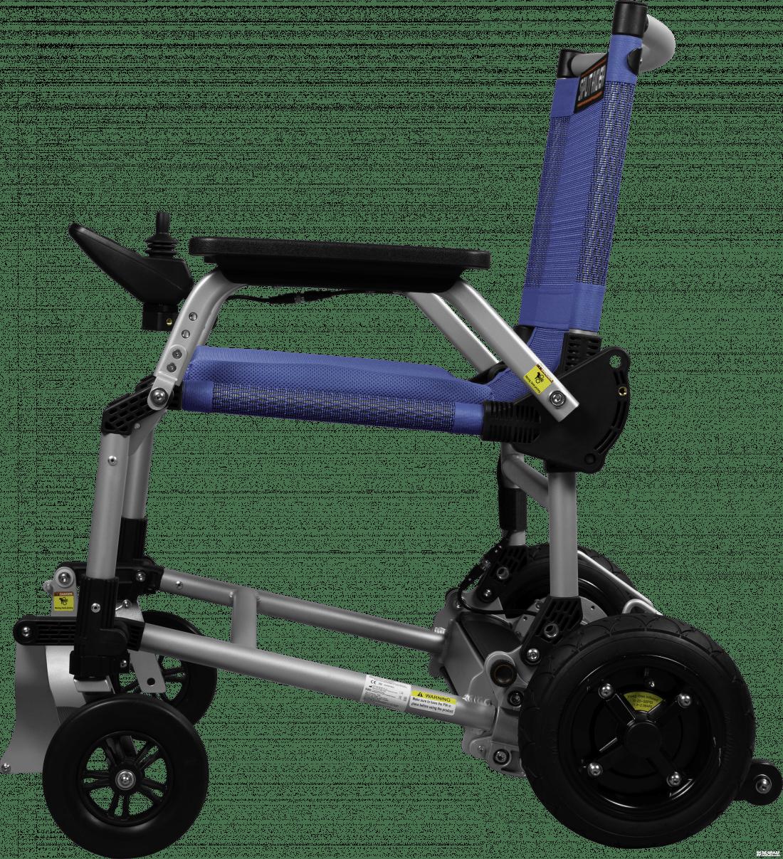 E Ability Splitrider Elektrische Rolstoel