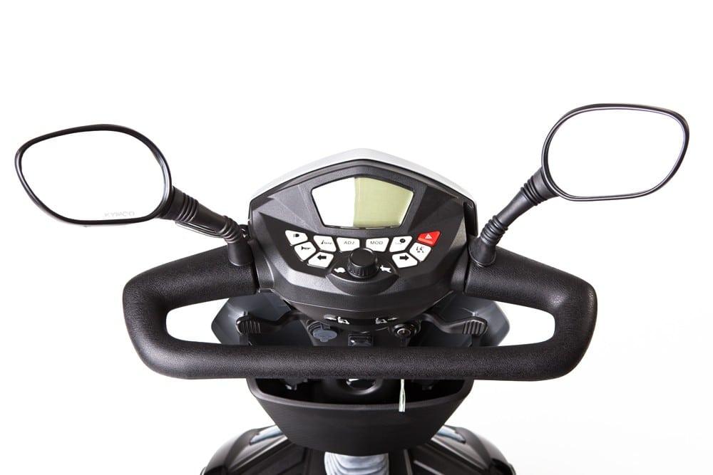Kymco Maxer New Snel Scootmobiel Nieuw