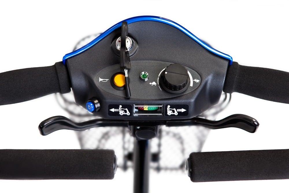 Kymco Mini Ls Comfort Scootmobiel Nieuw