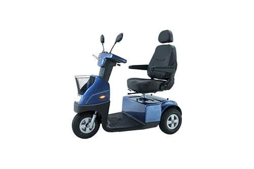 Afikim Breeze C3 Plus Scootmobiel Nieuw