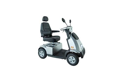 Afikim Breeze C4 Plus Scootmobiel Nieuw