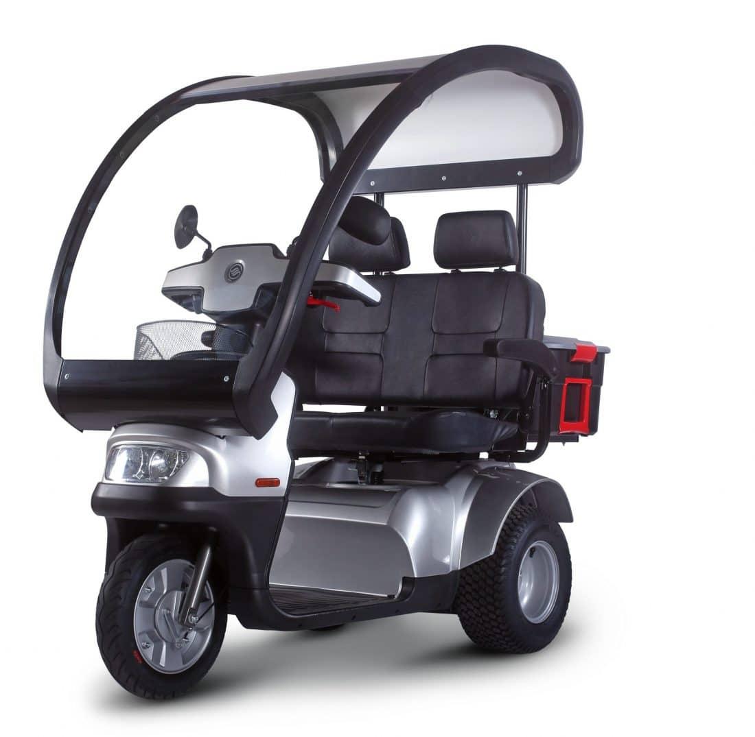 Afikim Breeze S3 Plus Scootmobiel Nieuw