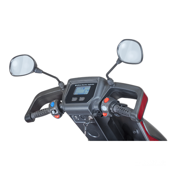 Afikim Breeze S4 Plus Scootmobiel Nieuw
